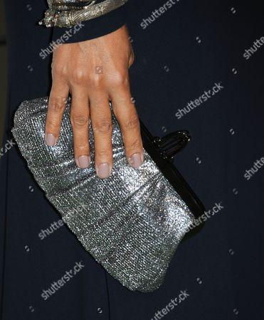 Luciana Bozan Barroso arrives at the 23rd Annual Environmental Media Awards at Warner Bros. Studios on in Burbank, Calif