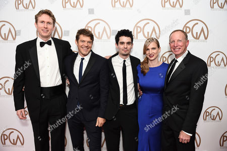 Editorial picture of 26th Annual Producers Guild Awards - Red Carpet, Los Angeles, USA