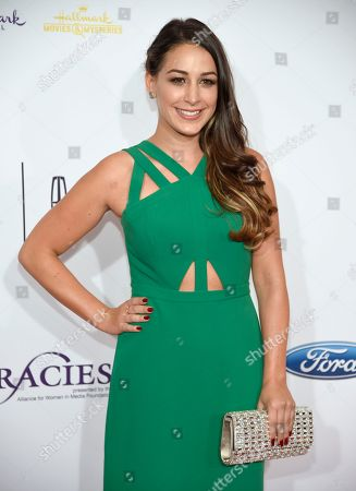 Editorial photo of 41st Annual Gracie Awards Gala - Arrivals, Beverly Hills, USA