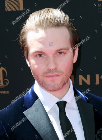 Editorial photo of 43rd Annual Daytime Emmy Awards - Arrivals, Los Angeles, USA