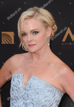 Martha Madison arrives at the 43rd annual Daytime Emmy Awards at the Westin Bonaventure Hotel, in Los Angeles