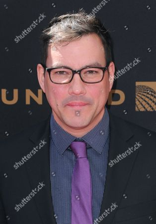Tyler Christopher arrives at the 43rd annual Daytime Emmy Awards at the Westin Bonaventure Hotel, in Los Angeles
