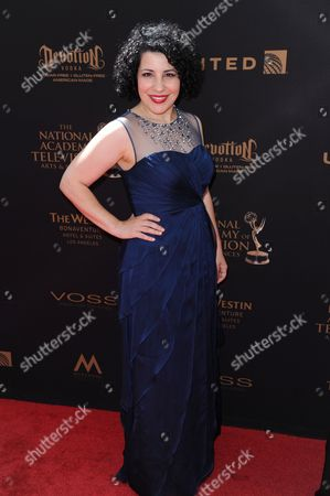 Editorial picture of 43rd Annual Daytime Emmy Awards - Arrivals, Los Angeles, USA
