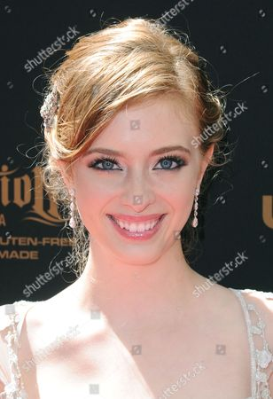 Editorial image of 43rd Annual Daytime Emmy Awards - Arrivals, Los Angeles, USA
