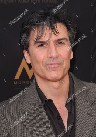 Vincent Irizarry arrives at the 43rd annual Daytime Emmy Awards at the Westin Bonaventure Hotel, in Los Angeles