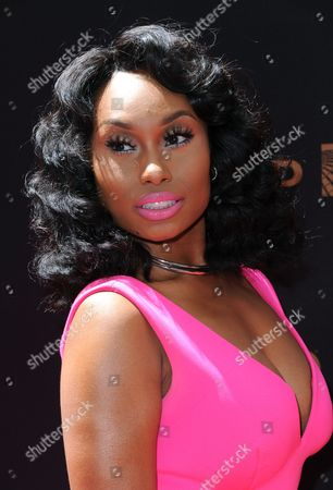 Angell Conwell arrives at the 43rd annual Daytime Emmy Awards at the Westin Bonaventure Hotel, in Los Angeles
