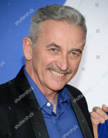 Stock Image of Aaron Tippin arrives at the 49th annual CMA Awards at the Bridgestone Arena, in Nashville, Tenn
