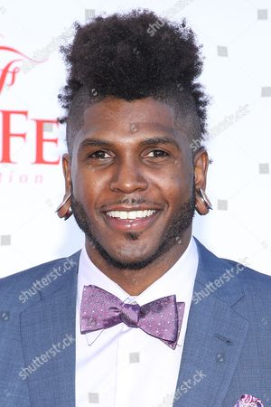"Cyrus ""Glitch"" Spencer attends the 4th Annual Celebration of Dance Gala at the Dorothy Chandler Pavilion on in Los Angeles, Calif"