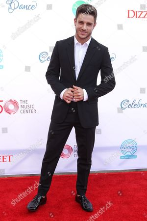 Misha Gabriel attends the 4th Annual Celebration of Dance Gala at the Dorothy Chandler Pavilion on in Los Angeles, Calif