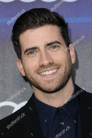 Ryan Rottman arrives at the 5th Annual Audi Emmy Celebration, in West Hollywood, Calif