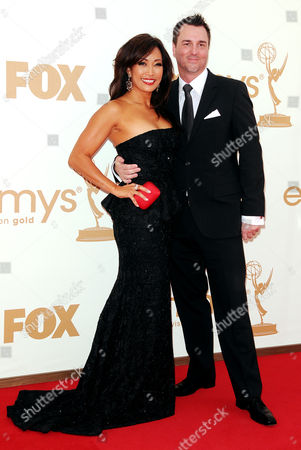 Editorial photo of 63rd Primetime Emmy Awards - Red Carpet, Los Angeles, USA
