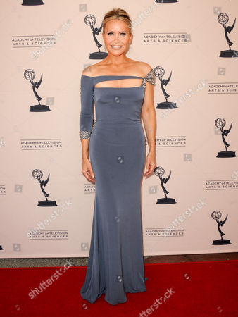AUGUST 11: CityTV of Santa Monica's Tamara Henry arrives at the Academy of Television Arts & Sciences 64th Los Angeles Area Emmy Awards on in Los Angeles, California