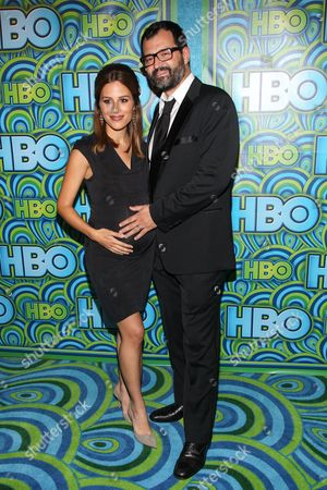 Director Greg Yaitanes arrives at the HBO Primetime Emmy's After Party at The Plaza at the Pacific Design Center on in Los Angeles