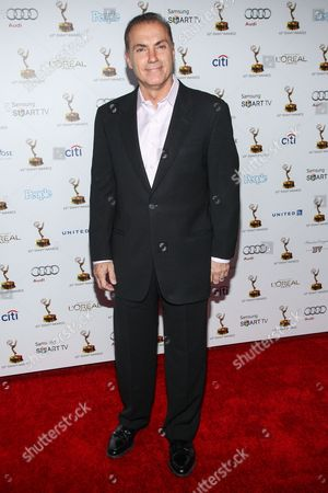 Actor Al Sapienza arrives at the 65th Primetime Emmy Awards Performers Nominee Reception at the Pacific Design Center on in Los Angeles