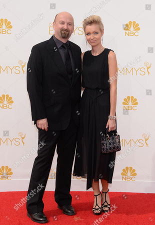 Editorial photo of 66th Primetime Emmy Awards - Arrivals, Los Angeles, USA