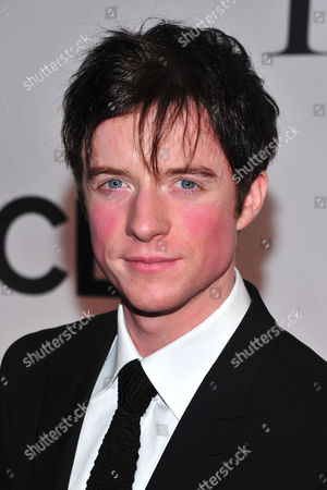 Matthew James Thomas arrives on the red carpet at the 67th Annual Tony Awards, on in New York