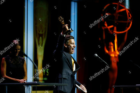 Editorial photo of 67th Area Emmy Awards - Show, Los Angeles, USA
