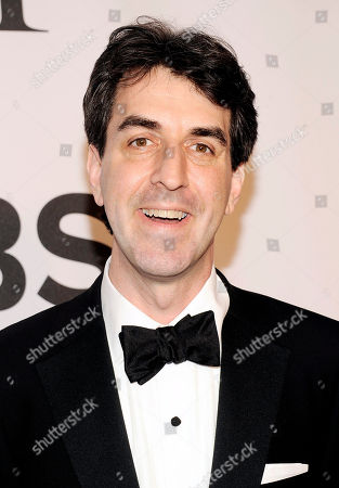 Jason Robert Brown arrives at the 68th annual Tony Awards at Radio City Music Hall, in New York