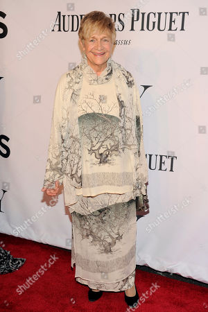 Actress Estelle Parsons arrives at the 68th annual Tony Awards at Radio City Music Hall, in New York