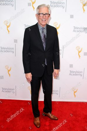 Fritz Coleman arrives at the L.A. Area Emmy Awards presented at the Television Academyâ?™s new Saban Media Center, in the NoHo Arts District in Los Angeles