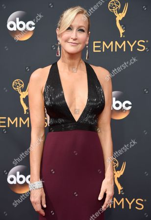Editorial image of 68th Primetime Emmy Awards - Arrivals, Los Angeles, USA