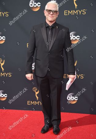 Editorial photo of 68th Primetime Emmy Awards - Arrivals, Los Angeles, USA