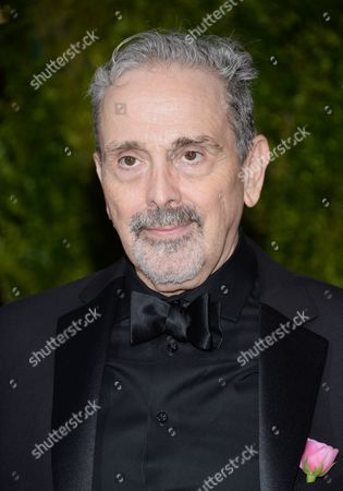Craig Lucas arrives at the 69th annual Tony Awards at Radio City Music Hall, in New York