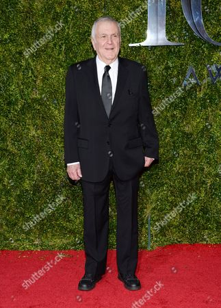 Editorial image of 69th Annual Tony Awards - Arrivals, New York, USA