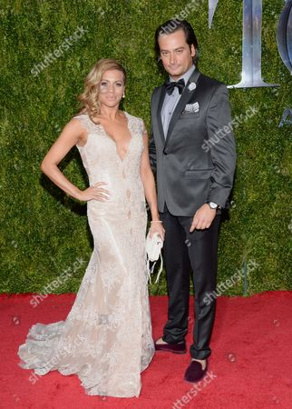 Editorial picture of 69th Annual Tony Awards - Arrivals, New York, USA