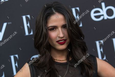Stock Image of Rozzi Crane attends the 6th Annual ELLE Women In Music Celebration Presented By eBay at Boulevard3 on in Los Angeles