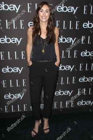 Editorial picture of 6th Annual ELLE Women In Music Celebration - Arrivals, Los Angeles, USA