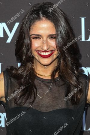 Rozzi Crane attends the 6th Annual ELLE Women In Music Celebration Presented By eBay at Boulevard3 on in Los Angeles