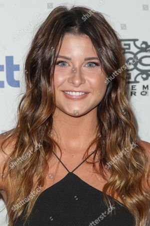 Savannah Outen attends the 6th Annual Thirst Gala at The Beverly Hilton Hotel on in Beverly Hills, Calif
