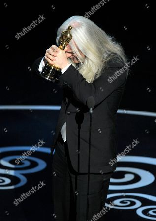 Claudio Miranda during the Oscars at the Dolby Theatre, in Los Angeles