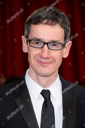 Steven Price arrives at the Oscars, at the Dolby Theatre in Los Angeles
