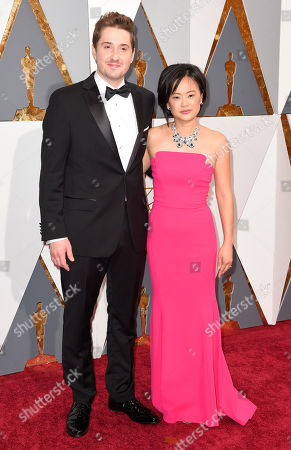 Editorial image of 88th Academy Awards - Arrivals, Los Angeles, USA