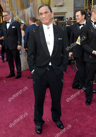 Duane Howard arrives at the Oscars, at the Dolby Theatre in Los Angeles