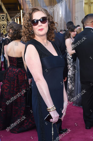 Stock Image of Rena DeAngelo arrives at the Oscars, at the Dolby Theatre in Los Angeles