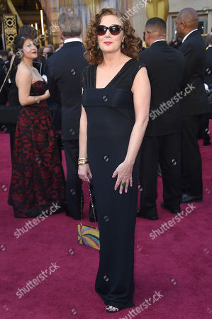 Stock Picture of Rena DeAngelo arrives at the Oscars, at the Dolby Theatre in Los Angeles