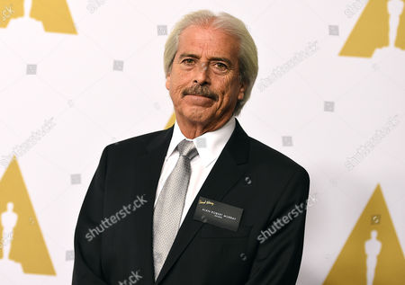 Alan Robert Murray arrives at the 88th Academy Awards Nominees Luncheon at The Beverly Hilton hotel, in Beverly Hills, Calif