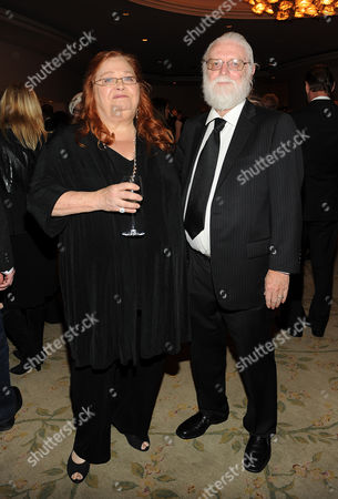 MARCH 1: Actress Conchata Ferrell and husband Arnold Anderson attend the Academy of Television Arts & Sciences 21st Annual Hall of Fame Ceremony at the Beverly Hills Hotel on in Beverly Hills, California