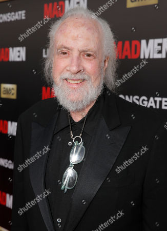 """Editorial photo of AMC's Black & Red Ball To Celebrate The Final Episodes Of """"Mad Men"""" - Red Carpet, Los Angeles, USA"""