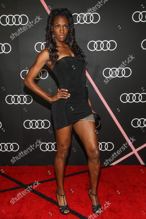 Editorial photo of Audi Golden Globes Cocktail Party, West Hollywood, USA
