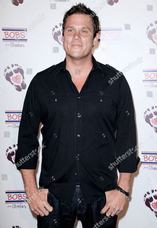Bob Guiney arrives at BOBS from Skechers' summer soiree to celebrate over 5 million donated pairs of shoes to children in need at the Skybar on in Los Angeles