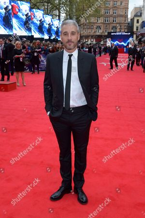 Producer Matthew Tolmach arrives on the red carpet for the world premiere of The Amazing Spider-Man 2 in Leicester Square, London