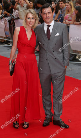 Daniel Pirrie arrives for the World Premiere of Diana at a central London cinema, . Directed by Oliver Hirschbiegel, the film is about the last two years of the life of Diana, Princess of Wales. The screenplay is based on the Kate Snell's 2001 book Diana: Her Last Love, and was written by Stephen Jeffreys