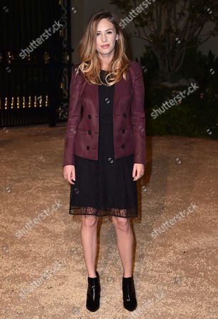 "Dylan Frances Penn attends Burberry's ""London in Los Angeles"" event at the Griffith Observatory on"