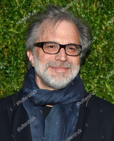 Clifford Ross attends the CHANEL Tribeca Film Festival Artist Dinner at Balthazar Restaurant, in New York