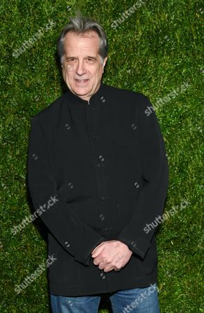 Stephen Hannock attends the CHANEL Tribeca Film Festival Artist Dinner at Balthazar Restaurant, in New York