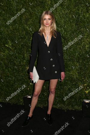 Editorial picture of Chanel Tribeca Film Festival Artists Dinner, New York, USA